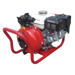 C.E.T. Goliath 6 HP Honda-Powered Pump w/ Recoil Start