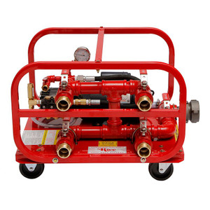 Rice Hydro FH3 Hydrostatic Fire Hose Tester - 3 GPM - 500 PSI