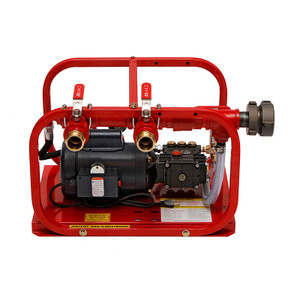 Rice Hydro EL-FHT Hydrostatic Fire Hose Tester - 3 GPM - 500 PSI