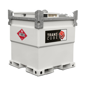Western Global TransCube  552 Gallon Transportable Fuel Storage Tank - Aviation Fueling Package