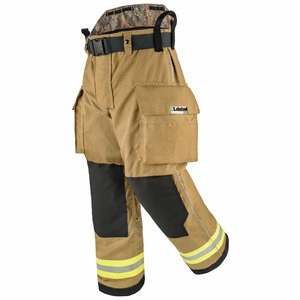 Lakeland Industries B2 Pleated Turnout Pants with Suspenders