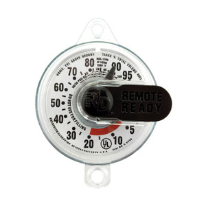 Rochester Gauge R3D-LP Remote Ready Dial for Junior Style Gauges - Replacement Dial Only, Hall Effect Components Not Included