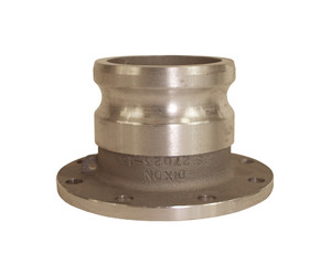 Dixon 4 in. Aluminum Adapter x 4 in. TTMA Flange