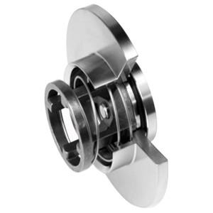 Check-All Valve Style F1 316 Stainless Steel Flange Insert Valves