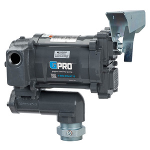 GPI GPRO Series 115V AC 20 GPM Cold Weather Transfer Pumps - Pump Only