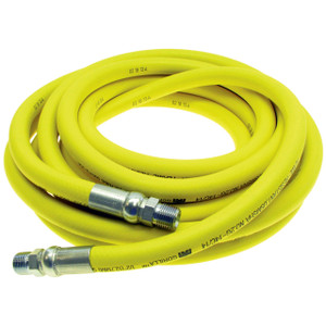 Continental ContiTech 3/8 in. Gorilla 500 PSI Air Hose Assemblies w/ 1/4 in. Male NPT Fittings