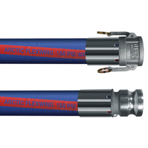 Continental ContiTech Plicord Arctic Flexwing 6 in. 150 PSI Suction and Discharge Hose Assemblies w/ C x E Ends