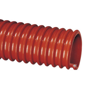 Kuriyama WOR Series Heavy Duty Oil Resistant PVC Suction Hose - 100 ft. Roll