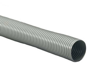 Flexaust Dayflex® Pliaduct® 10 ft. Air & Fume Duct Hose