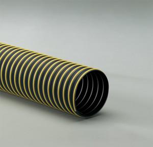 Flexaust Flexadux® TR (T-7W) Series 25 ft. Thermoplastic Rubber Duct Hose
