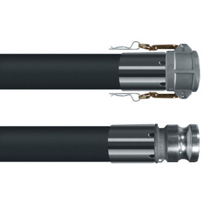 Kuriyama T605AA 3 in. Petroleum Suction & Discharge Hose Assemblies w/ Female Coupler x Male Adapter Ends