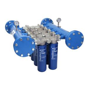 Donaldson Bulk Fluid Manifold - 10 Filters