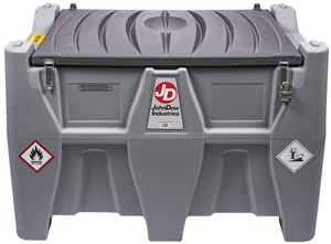 John Dow 106 Gallon Carrytank w/ 12V Pump, Diesel Transport & Dispensing