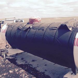Powerblanket Heater for 500 Gallon Propane Tank - John M