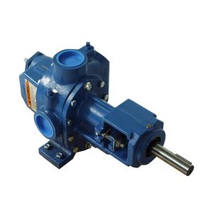 Ranger 2 1/2 in. NPT 118 GPM Helical Gear Pump w/ Buna-N Mechanical Seal