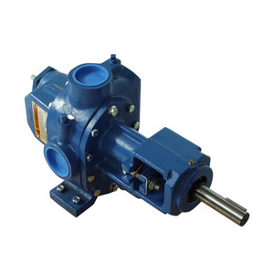 Ranger 3 in. Flange 154 GPM Helical Gear Pump w/ Nitrile Rubber Mechanical Seal