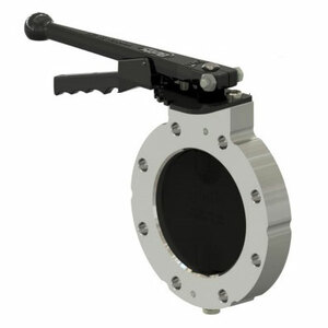 Betts WD Series 4 in. Aluminum Wet-R-Dri Metering Valve w/Buna-N Seals & Disc, TTMA Flange