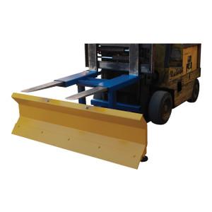 Vestil Fork Truck Snow Plow