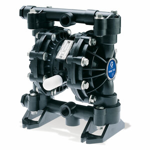 Husky 515 Acetal Air 1/2 in. Diaphragm Pump w/ Acetal Seats & PTFE Balls & Diaphragms