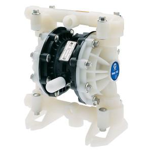 Husky 515 PVDF Air 1/2 in. Diaphragm Pump w/ PVDF Seats & PTFE Balls & Diaphragms