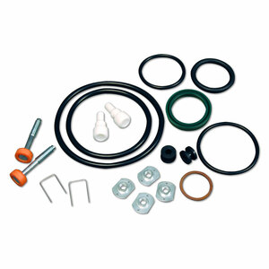 Graco Fire-Ball 300 5:1 Air Powered 2.8 GPM Piston Oil Pump - Pump and Air Motor Repair Kit