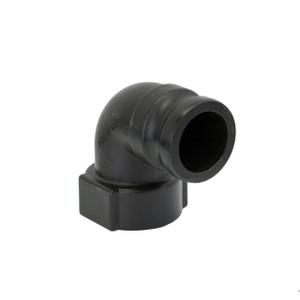Banjo 2 in. 90° Polypropylene Couplings - Male Adapter x FPT