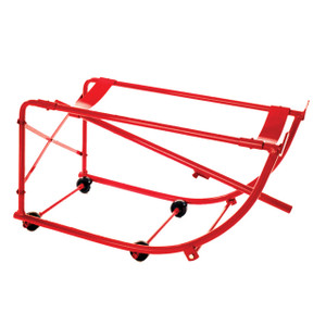 National Spencer Tilting Drum Cradle with Axle and Wheels