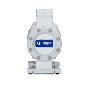 Graco ChemSafe 515 1/2 in. UHMWPE Air Diaphragm Pump w/ PTFE Diaphragms