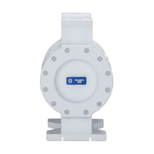 Graco ChemSafe 1590 1 1/2 in. UHMWPE Air Diaphragm Pump w/ PTFE Diaphragms