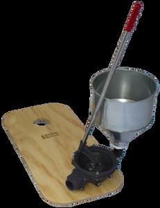 Edson Portable Aluminum Manual Grout Pump - 18 GPM