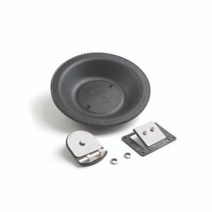 Edson 30 GPM Nitrile Bottom Inlet Pump Spares Repair Kit (Diaphragms & Flapper Valves)