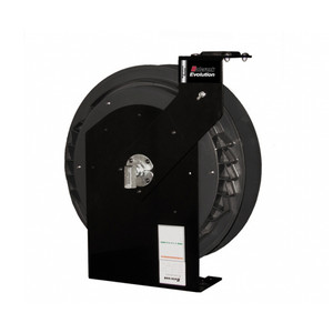Balcrank Evolution Series 3/8 in. x 50 ft. Low Pressure Air & Water Hose Reels - Reel & Hose