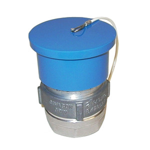 Fjord Aviation 2 in. OPW Kamvalok Fuel Loading Adapter Dust Cover
