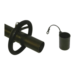 Fjord Aviation 1 1/2 in. Aviation Nozzle Round Spout Dust Cover for EBW and Morrison Nozzles