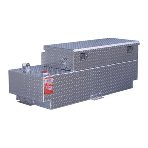 58 Gallon DOT Refueling Tank/Toolbox Combo