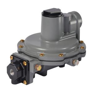 Emerson Fisher Type R632A-CFF 1/4 in. FNPT x 3/4 in. FNPT Aluminum Integral Two Stage Regulator w/ 9-13 in. w.c. Spring, 950K BTU/HR