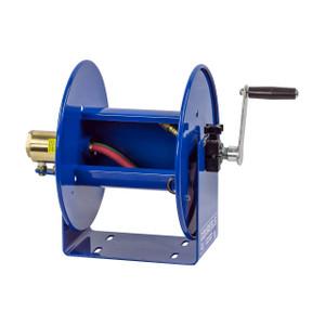Coxreels 100W Series Welding Hand Crank Hose Reel - Reel Only - 1/4 in. x 50 ft.