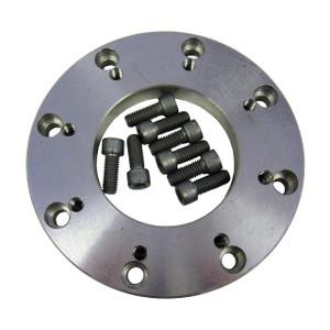 Dixon 3 in. x 4 in. Aluminum TTMA Flange Reducer
