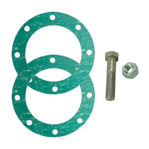 JME TTMA Flange Gasket Nut & Bolt Sight Glass Kit