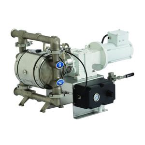 Graco PTFE Overmold Diaphragm Kit for SaniForce 1040e Electric Diaphragm Pumps