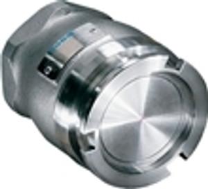 TODO-GAS 2 in. LPG Dry-Break Adapter Female NPT Stainless Steel