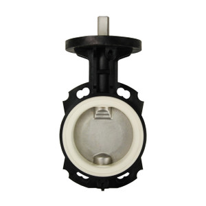 Dixon DB Series 3 in. 150 lb. ANSI Composite Butterfly Valve w/Stainless Steel Disc & White Baylast Rubber Seals