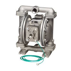 National Spencer 1040UL Series 1 in. Aluminum Diaphragm Pump for Gas & Diesel - UL Listed