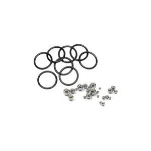 "OILCO 857 Series Replacement Seal Kit - 4"" - Viton GFLT - Style 20F"
