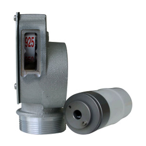 Morrison Bros. 718 Liquid Level Gauge  w/ Standard Float for a Cube Shaped Tank - Calibrated in Gallons