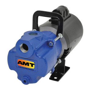 AMT 2851-96 1 in. Aluminum Self Priming Utility Pump