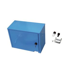 PIUSI Mini-Bulk DEF Dispenser Blue Box