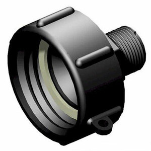 Easy Seal 3/4 in. Male BSP x S60X6 Female Buttress Thread Adapter