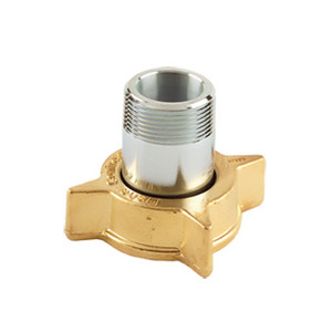Emerson Fisher 1 1/4 in. Male NPT x 2 1/4 in. Female ACME Filler Coupling