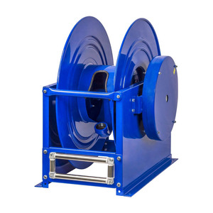 Coxreels SLPL-850 High Capacity Fuel Hose Reel - Reel Only - 1 1/2 in. x 50 ft.
